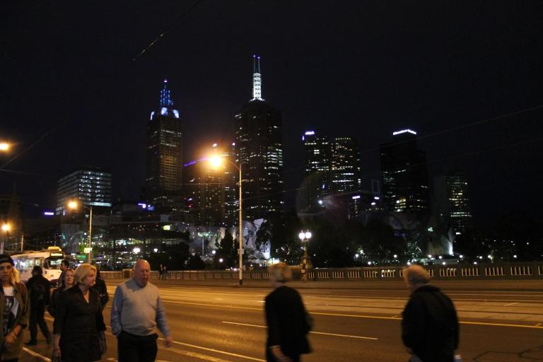 Big city Melbourne
