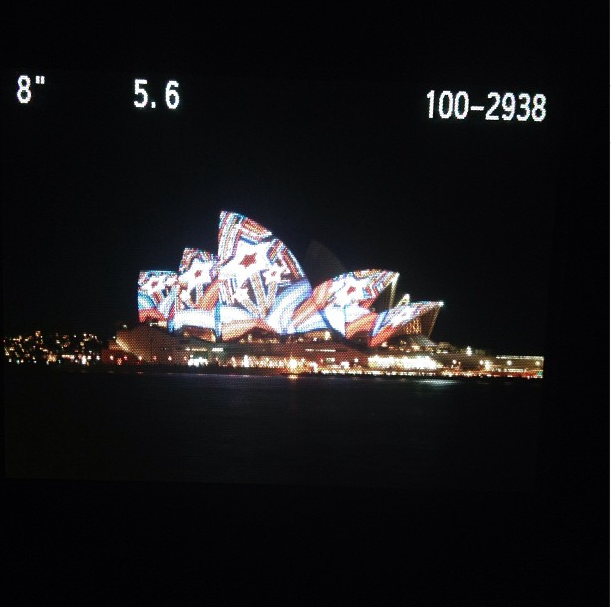 Vivid Sydney!