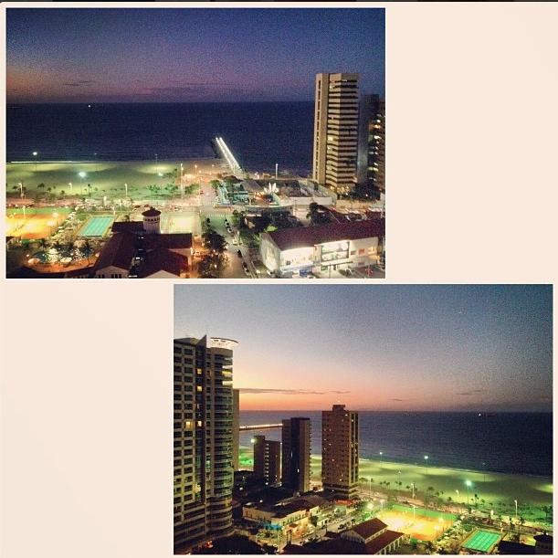 Fortaleza will always be my favorite city / Fortaleza sempre será minha cidade preferida