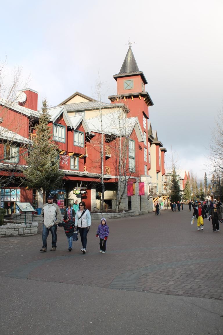 Whistler Town Plaza