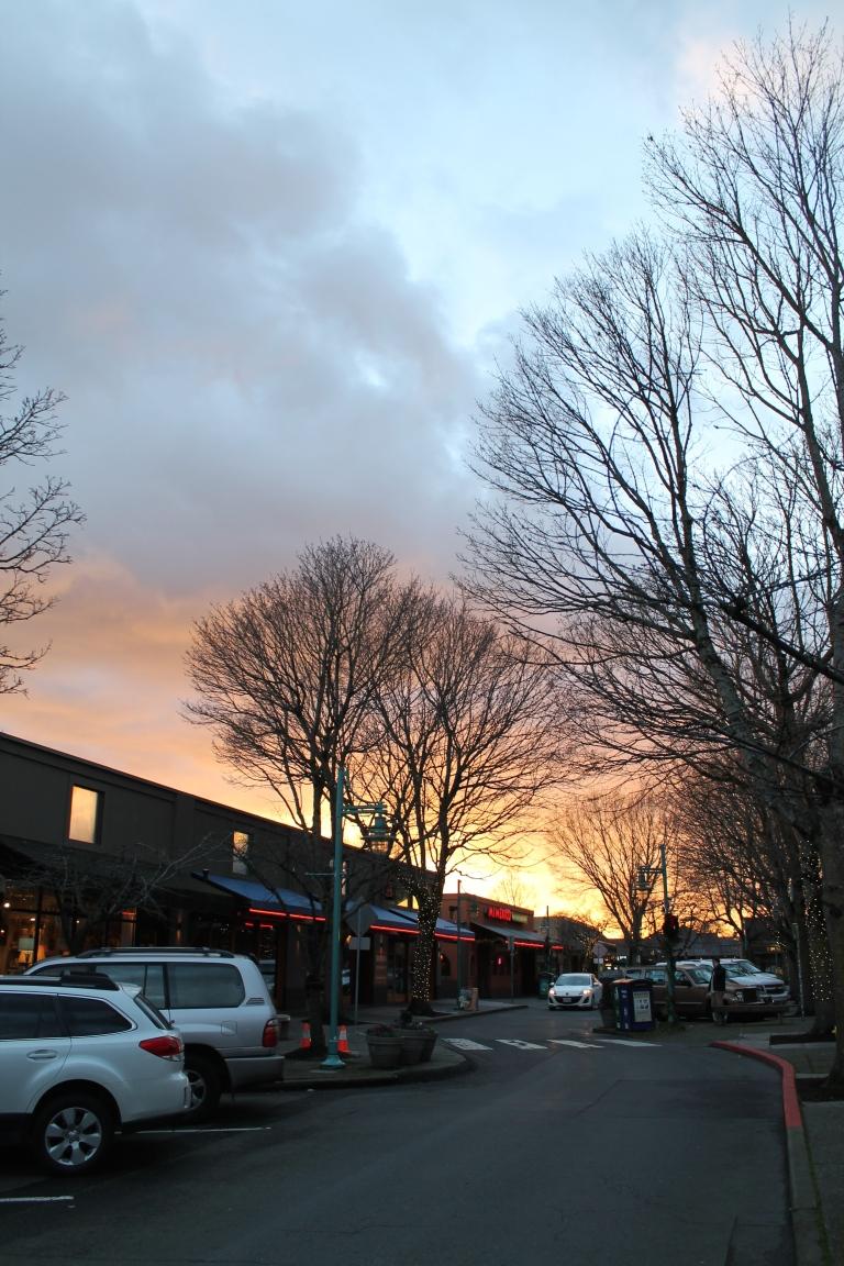 Kirkland sunsets