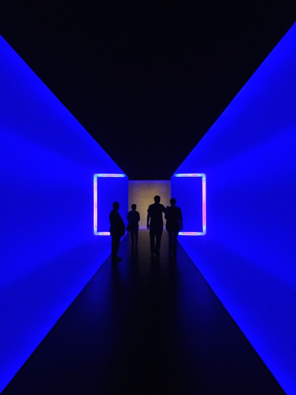 """The Light Inside"" - James Turrell"